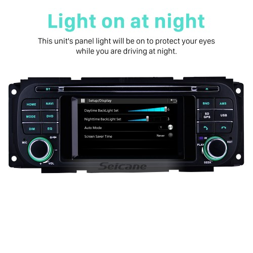 OEM DVD Player Radio GPS Navigation System For 2002-2007 Dodge Intrepid Magnum Neon With Bluetooth Touch Screen TPMS DVR OBD Mirror Link Backup Camera TV Video 3G WiFi