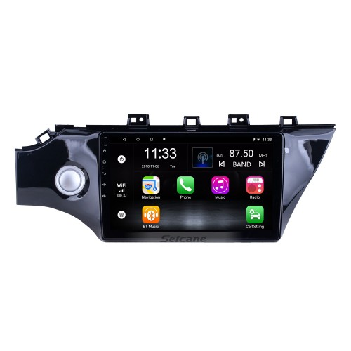 HD Touchscreen 10.1 inch for 2017 2018 Kia K2 Radio Android 10.0 GPS Navigation System with Bluetooth support Carplay Rear camera
