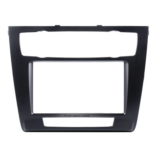 New Arrival 2007 BMW 1 Series E81 Car Radio Fascia DVD Player Stereo Interface Trim Panel Face Plate Installation Frame Kit