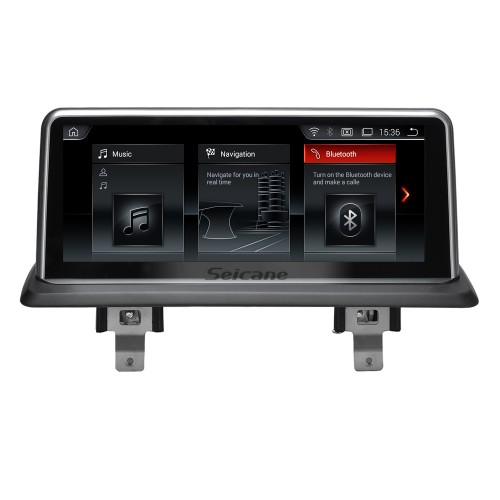 10.25 Inch HD Touchscreen Android 8.1 Head Unit For 2006-2012 BMW E87 Car Stereo Radio GPS Navigation System Bluetooth Phone Support 1080P Video OBDII DVR Steering Wheel Control WIFI