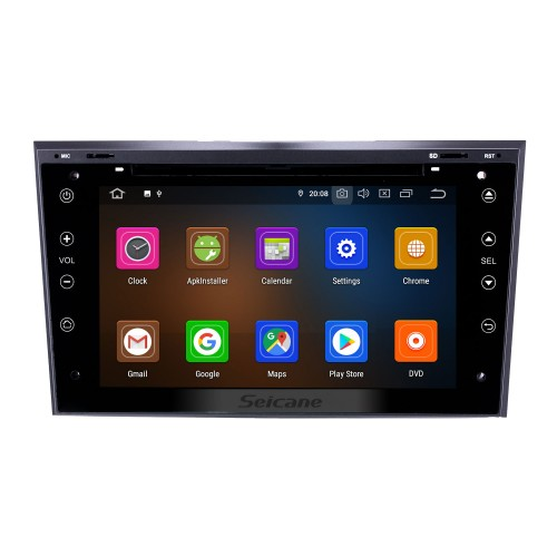 7 inch 2004-2012 Opel Zafira/Vectra/Antara/Astra/Corsa Android 9.0 GPS Navigation Radio Bluetooth HD Touchscreen Carplay support TPMS DVR