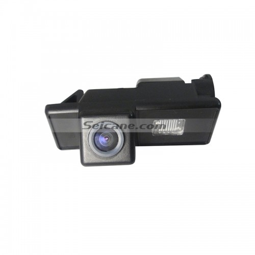 170° HD Waterproof Blue Ruler Night Vision Car Rear View Camera for 2014 NEW PEUGEOT 2008 3008 408 508 free shipping