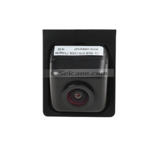 Hot selling Ssangyong Korando Car Rear View Camera with four-color ruler and LR logo Night Vision free shipping