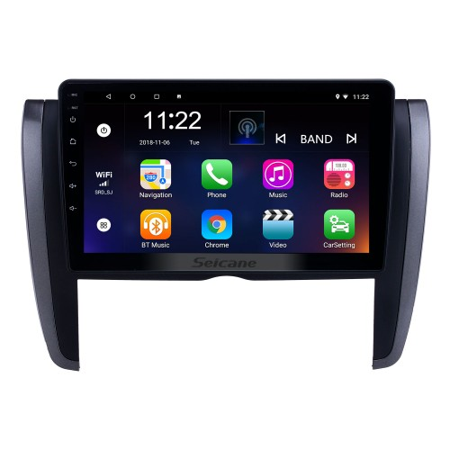 Android 10.0 9 inch HD Touchscreen GPS Navigation Radio for 2007-2015 Toyota Allion with Bluetooth USB AUX support Carplay DVR SWC
