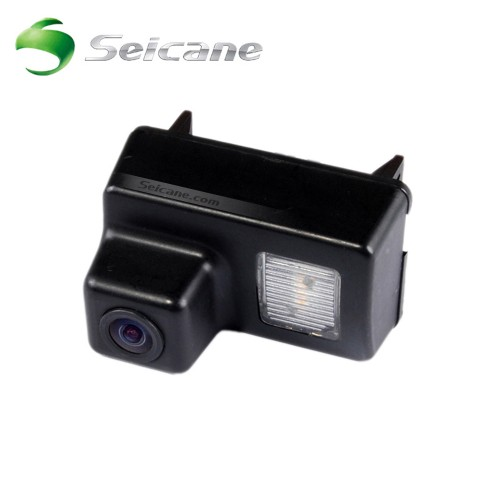 170° HD Waterproof Blue Ruler Night Vision Car Rear View Camera for 2008-2012 PEUGEOT 206 PEUGEOT 207 32007( three boxes) 307SM 308SW free shipping