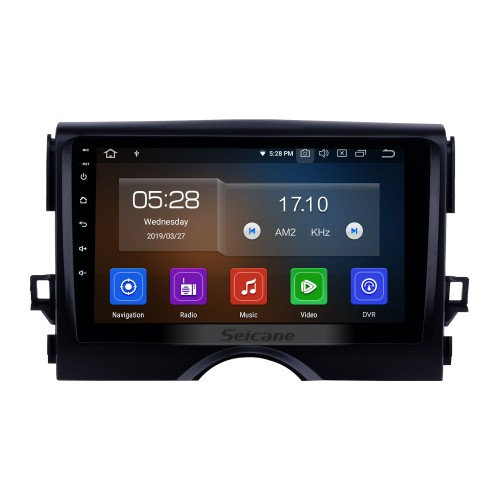 HD Touchscreen 2010 2011-2015 TOYOTA REIZ Mark X 9 inch Android 10.0 GPS Navigation Radio Bluetooth Carplay Music AUX support TPMS SWC OBD2 DVR