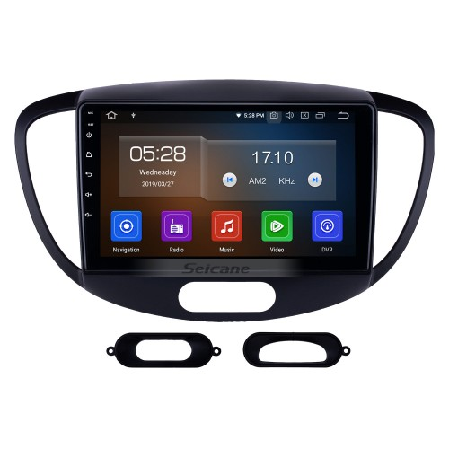 OEM 9 inch Android 10.0 Radio for 2010-2013 Old Hyundai i20 Bluetooth WIFI HD Touchscreen Music GPS Navigation Carplay USB support Digital TV TPMS