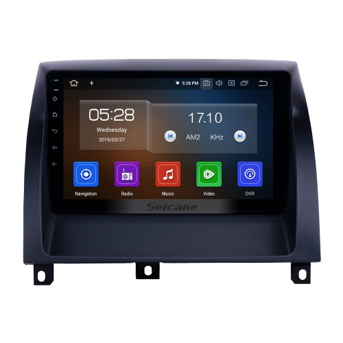 Android 10.0 9 inch GPS Navigation Radio for 2011-2016 MG3 with HD Touchscreen Carplay Bluetooth Mirror Link support TPMS Digital TV