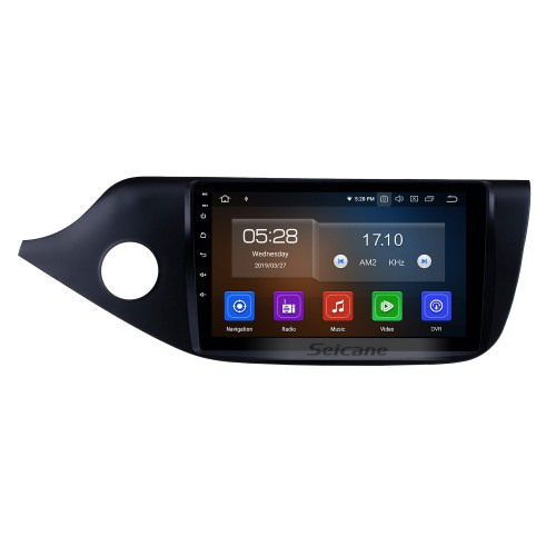 9 Inch Android 10.0 2012 2013 2014 KIA CEED GPS Bluetooth Radio Car Stereo with Mirror Link Reverse Camera Wheel Steering Control USB SD AUX