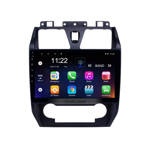 10.1 inch Android 10.0 GPS Navigation Radio for 2012-2013 Geely Emgrand EC7 With HD Touchscreen Bluetooth USB support Carplay TPMS