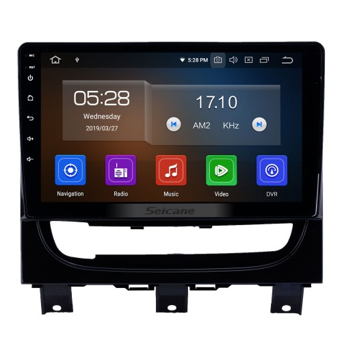 2012-2016 Fiat Strada/cdea 9 inch Android 10.0 Bluetooth Radio HD Touchscreen GPS Navigation Carplay USB support Mirror Link 1080P Video 4G OBD