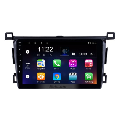 All-in-one Touch Screen Radio Stereo for 2013 Toyota RAV4 with 3G WiFi DVD Player Bluetooth Music TV Tuner iPod AUX Steering Wheel Control-1