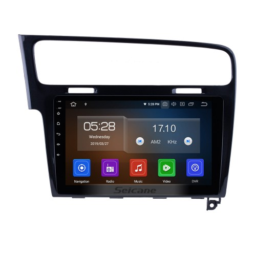 10.2 inch 2013 2014 2015 VW Volkswagen Golf 7 Android 5.0.1 Radio GPS Navigation Car stereo with 1024*600 Touchscreen Mirror Link OBD2 Steering Wheel Control Rearview Camera