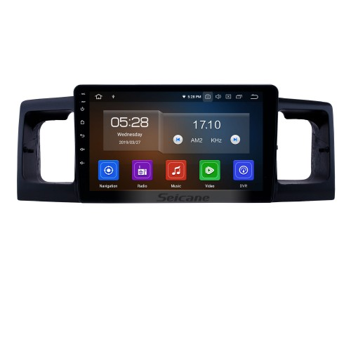 9 inch Android 10.0 GPS Navigation Radio for 2013 Toyota Corolla/BYD F3 with HD Touchscreen Carplay AUX Bluetooth support 1080P