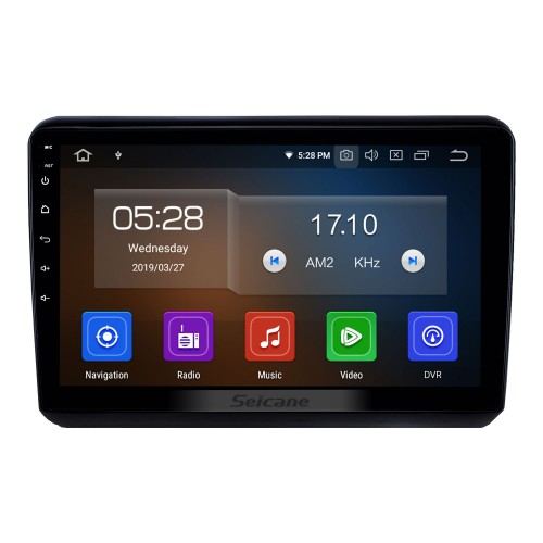 10.1 inch Android 10.0 Radio for 2014-2016 Honda XRV with HD Touchscreen GPS Nav Carplay Bluetooth FM support DVR TPMS Steering Wheel Control 4G WIFI SD
