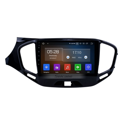 2015-2019 Lada Vesta Cross Sport Android 10.0 9 inch GPS Navigation Radio Bluetooth HD Touchscreen USB Carplay support DVR SWC