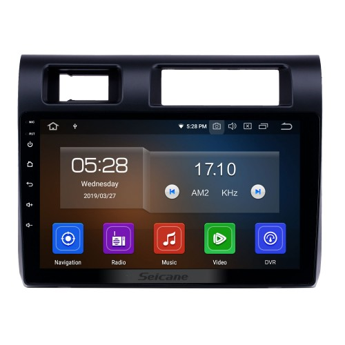 OEM 9 inch Android 10.0 Radio for 2015 Toyota Land Cruiser/LC79 Bluetooth HD Touchscreen GPS Navigation Carplay support Rearview camera