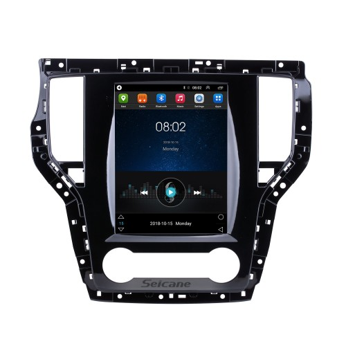 HD Touchscreen for 2016 2017 2018 Roewe RX5 Radio Android 9.1 9.7 inch GPS Navigation Bluetooth support Steering Wheel Control Carplay