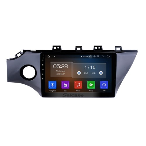 10.1 Inch HD Touchscreen GPS Navigation System android 10.0 Radio for 2017 2018 Kia Rio K2 Bluetooth Music Support OBD2 4G WIFI Steering Wheel Control Rearview Camera