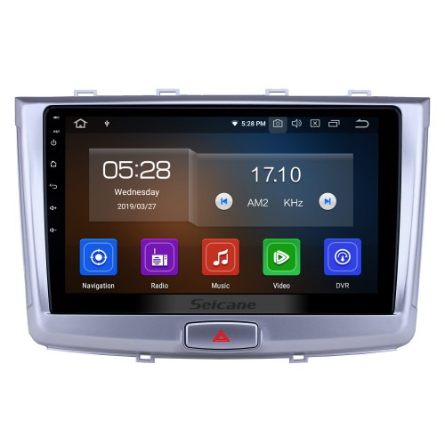 10.1 inch 2017 Great Wall Haval H6 Android 10.0 GPS Navigation Radio Bluetooth HD Touchscreen AUX USB Music Carplay support 1080P Mirror Link