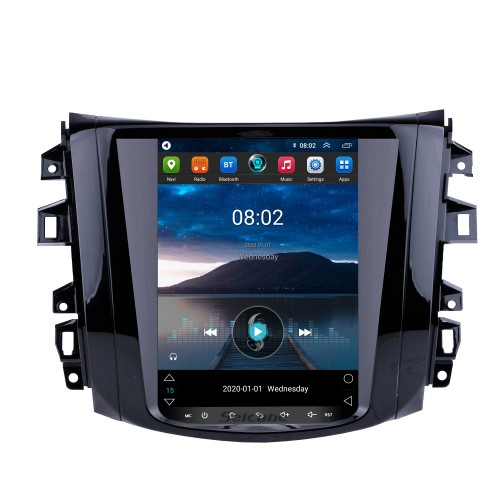 OEM HD Touchscreen 9.7 inch Android 10.0 Radio for 2018 Nissan NAVARA Terra Auto A/C with GPS Navi System Mirror link Bluetooth music WIFI support 3G OBD2 DVR SWC