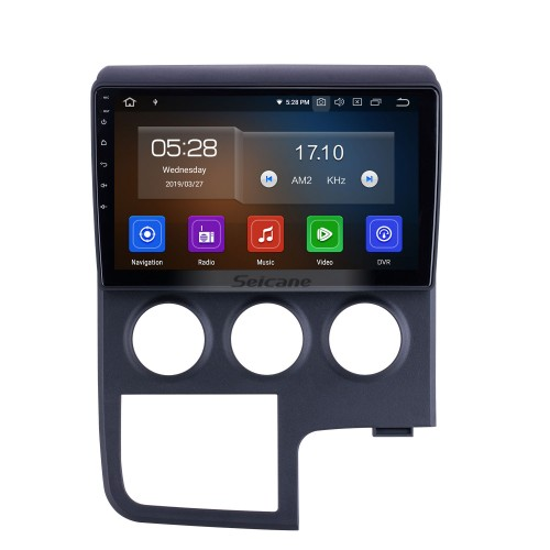 10.1 inch For 2019 Toyota Hiace RHD Radio Android 10.0 GPS Navigation System Bluetooth HD Touchscreen Carplay support Digital TV