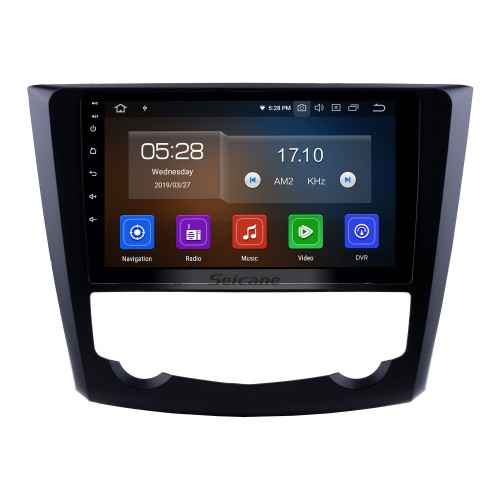9 inch Android 9.0 2016-2017 Renault Kadjar Aftermarket GPS System HD touch Screen Car Radio Bluetooth 4G WiFi OBD2 AUX Video DVR Mirror Link