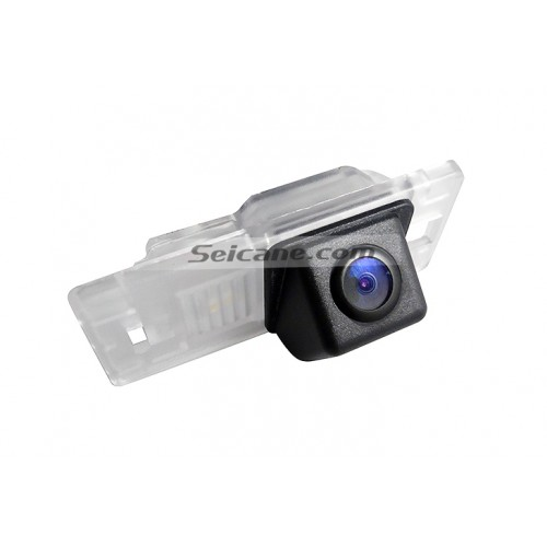 Hot selling 2012 2013 Audi A4L Car Rearview Camera with Blue Ruler Night Vision free shipping