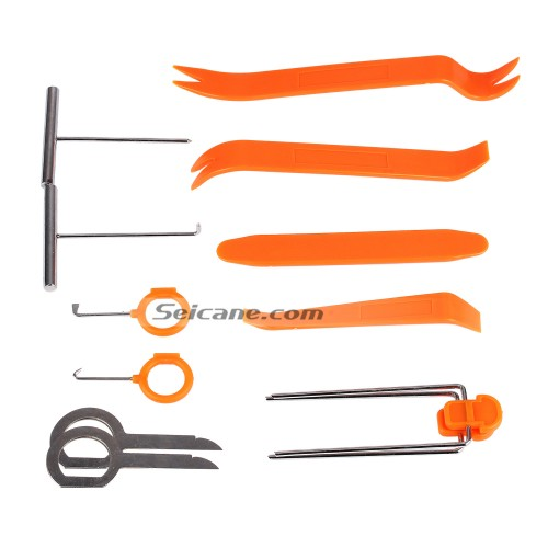 Car Radio Removal Installation Kit Tools