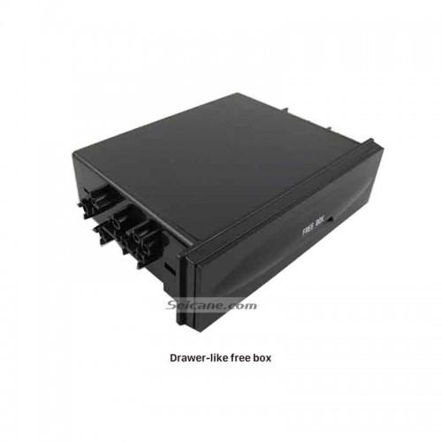 Drawer-like Multifunctional Car Storage Content Container Free Box Shelf