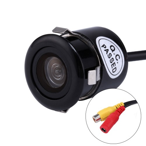 HD 170 Degree Wide Angle Large Lens View Video Waterproof Bckup Rearview Camera Reversing Parking Night Vision