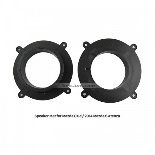 High Quality Car Ring Speaker Mat for Mazda CX-5/2014 Mazda 6 Atenza