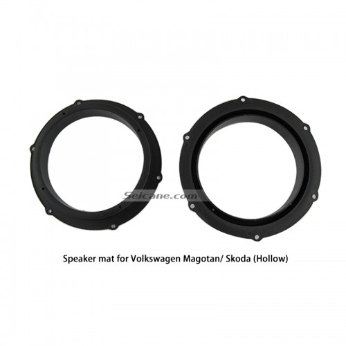 Hollow Ring Plates Bracket Speaker Mat for Volkswagen Magotan/Skoda