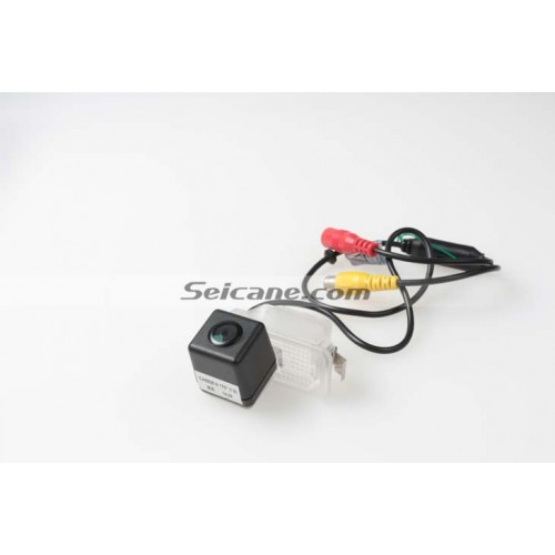 170° HD Waterproof Blue Ruler Night Vision Car Rear View Camera for Ford ECOSPORT Ecosport free shipping