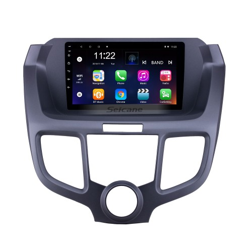 Android 10.0 9 inch HD Touchscreen GPS Navigation Radio for 2004-2008 Honda Odyssey with AUX Bluetooth support Carplay SWC DAB+