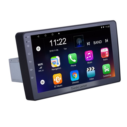 Android 10.0 9 inch for 2005 Kia Optima Radio HD Touchscreen GPS Navigation System with Bluetooth USB support Carplay DVR
