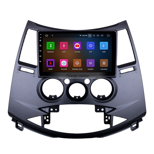 For 2006 Mitsubishi Grandis Radio Android 10.0 9 inch HD Touchscreen Bluetooth with GPS Navigation System Carplay support 1080P
