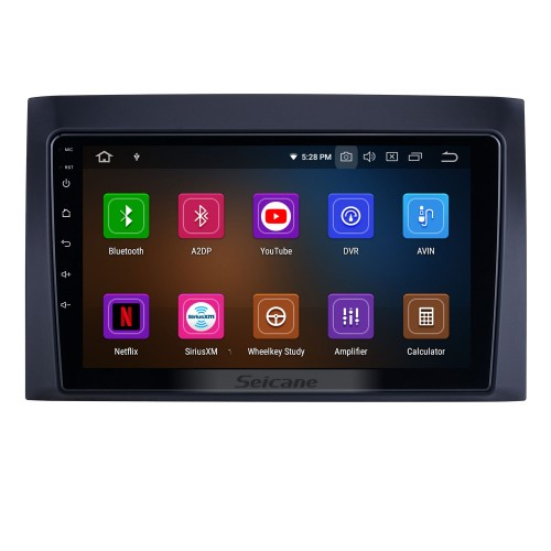 HD Touchscreen 9 inch for 2008 2009 2010 2011 Isuzu D-Max Radio Android 10.0 GPS Navigation System Bluetooth WIFI Carplay support DSP