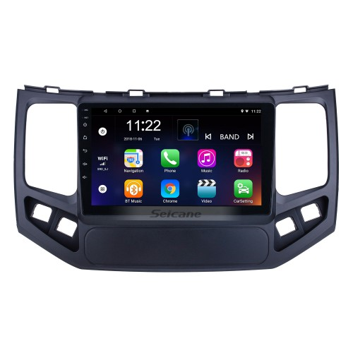 HD Touchscreen 9 inch for 2009 2010 Geely King Kong Radio Android 10.0 GPS Navigation System with Bluetooth support Carplay DAB+
