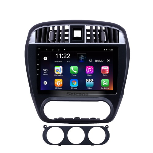 10.1 inch Android 10.0 HD Touchscreen GPS Navigation Radio for 2009 Nissan Sylphy with Bluetooth WIFI AUX support Carplay Mirror Link