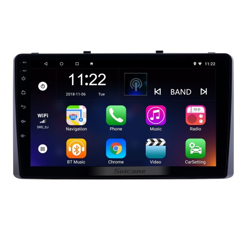 OEM 9 inch Android 10.0 Radio for 2010-2019 Kia Carnival with WIFI Bluetooth HD Touchscreen GPS Navigation support DVR Carplay