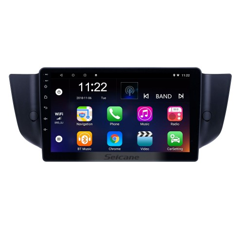 9 inch Android 10.0 GPS Navigation Radio for 2010-2015 MG6/2008-2014 Roewe 500 With HD Touchscreen Bluetooth support Carplay Rear camera