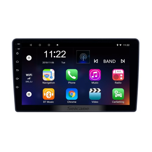 OEM 9 inch Android 10.0 Radio for 2010-2014 Hyundai H1 Bluetooth WIFI HD Touchscreen GPS Navigation support Carplay Rear camera