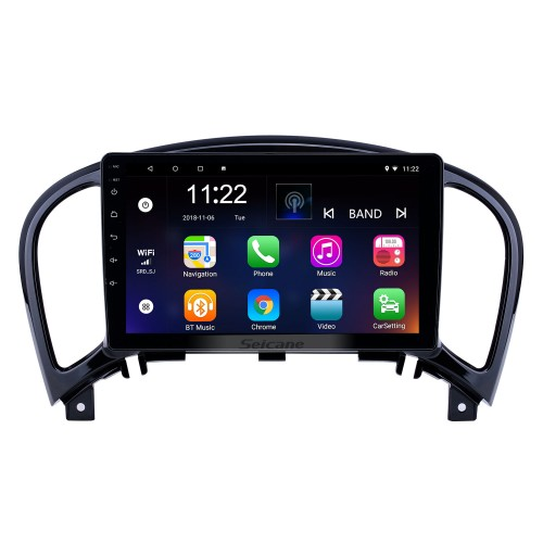 2011-2016 Nissan Infiniti ESQ/Juke Android 10.0 HD Touchscreen 9 inch AUX Bluetooth WIFI USB GPS Navigation Radio support OBD2 SWC Carplay