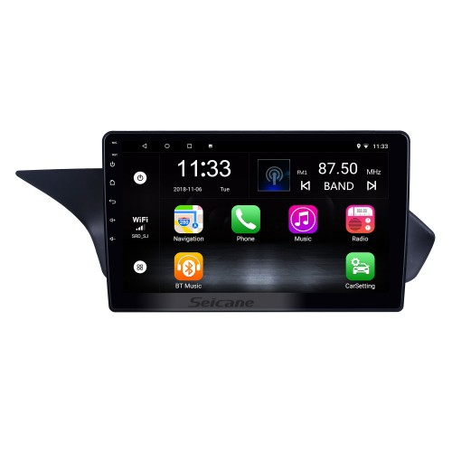 HD Touchscreen 10.1 inch for 2011 2012 2013 2014 2015 Mercedes-Benz E-Class Radio Android 10.0 GPS Navigation System with Bluetooth support Carplay