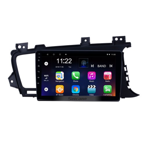 OEM 9 inch Android 10.0 Radio for 2011-2014 Kia K5 RHD Bluetooth HD Touchscreen GPS Navigation support Carplay Rear camera