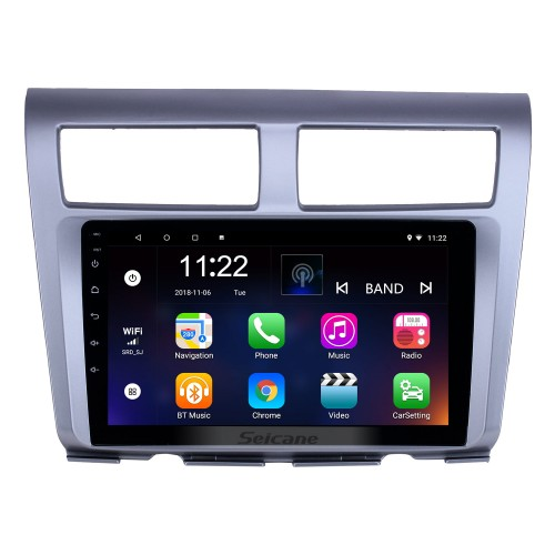 9 inch Android 10.0 GPS Navigation Radio for 2012-2014 Proton Myvi With HD Touchscreen Bluetooth WIFI support Carplay TPMS