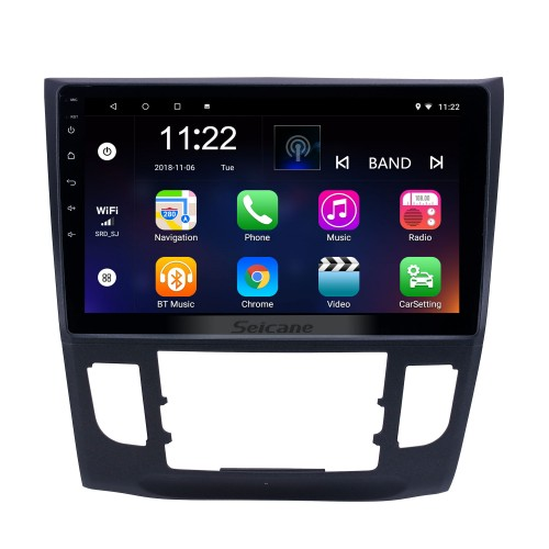 10.1 inch HD Touchscreen Android 10.0 GPS Navigation Radio for 2013-2019 Honda Crider Auto A/C With Bluetooth support Carplay DVR