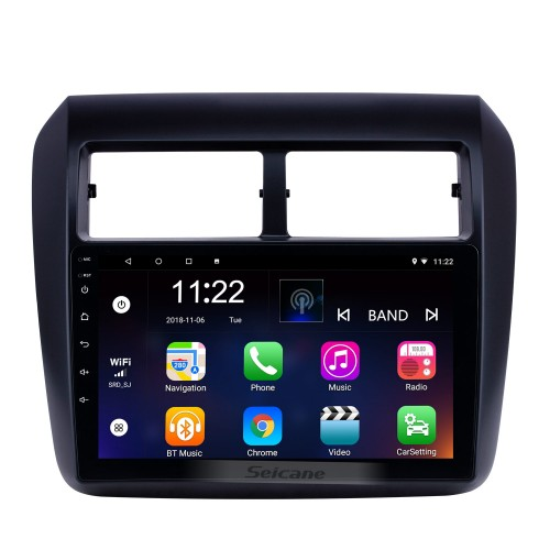 2013-2019 Toyota AGYA/WIGO Android 10.0 Touchscreen 9 inch Head Unit Bluetooth GPS Navigation Stereo with AUX WIFI support DAB+ OBD2 DVR SWC TPMS Carplay