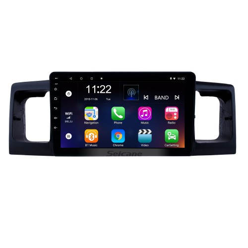 OEM 9 inch Android 10.0 Radio for 2013 Toyota Corolla/BYD F3 Bluetooth HD Touchscreen GPS Navigation support Carplay Rear camera